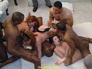 Black Girl Interracial Porn -